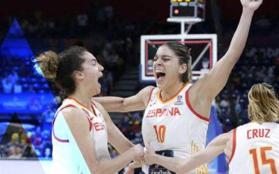 Felicidades a la selección española de Eurobasket Femenino 2019
